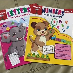 Two books for little ones